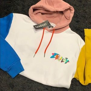 "Brand new oversized ""Equality"" sweatshirt size S"